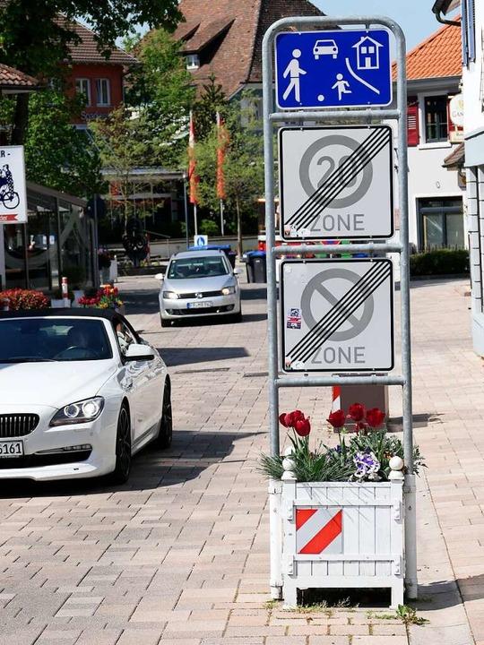 Der Wunsch des Bürgerforums nach einer...parkasse wurde zunächst nicht erfüllt.  | Foto: Hans-Peter Müller