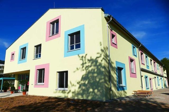 Kindergarten am Gesundheitscampus in Bad Säckingen hat eröffnet