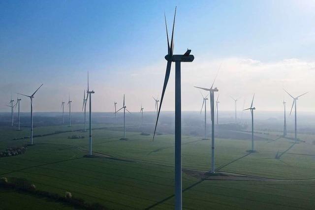 Infraschall spielt bei Windkraft keine überragende Rolle – Behörde hat sich verrechnet
