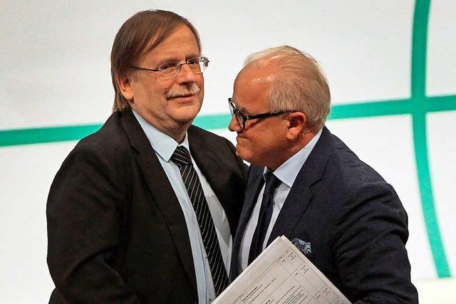 Nach Nazi-Vergleich: DFB-Chef Keller ins Abseits gestellt