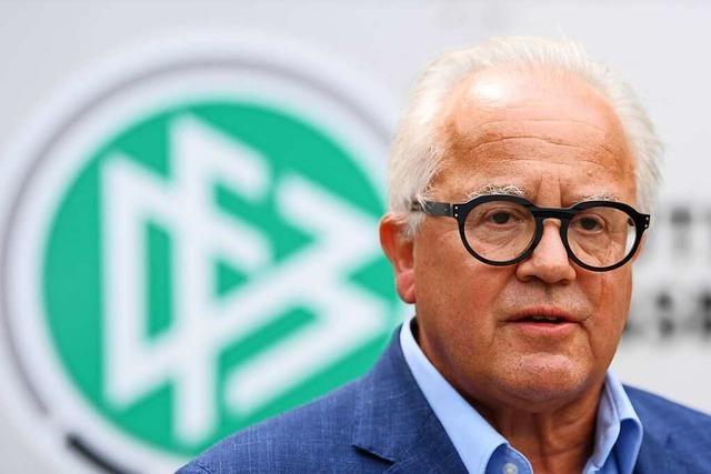 DFB-Präsident Fritz Keller hat sich mit dem Nazi-Vergleich selbst geschwächt
