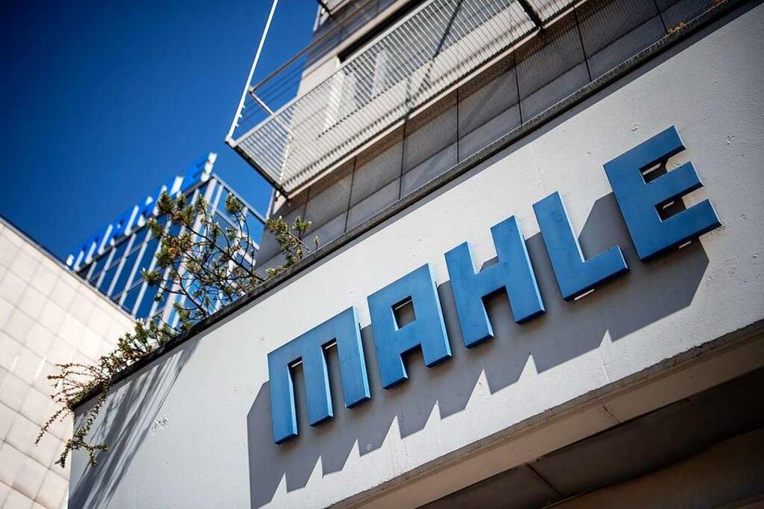 Mahle beschäftigt in Zell rund 430 Mitarbeiter.  | Foto: Fabian Sommer (dpa)