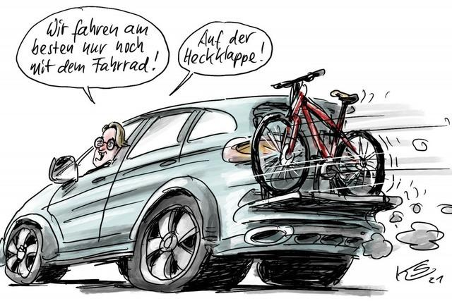 Scheuers Radverkehrsplan