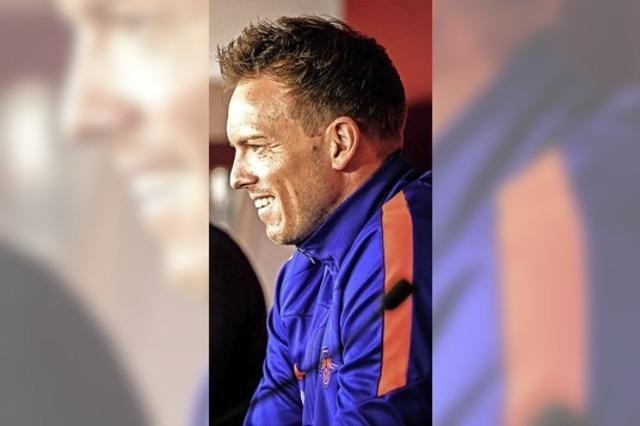 Nagelsmann wird Trainer beim FC Bayern