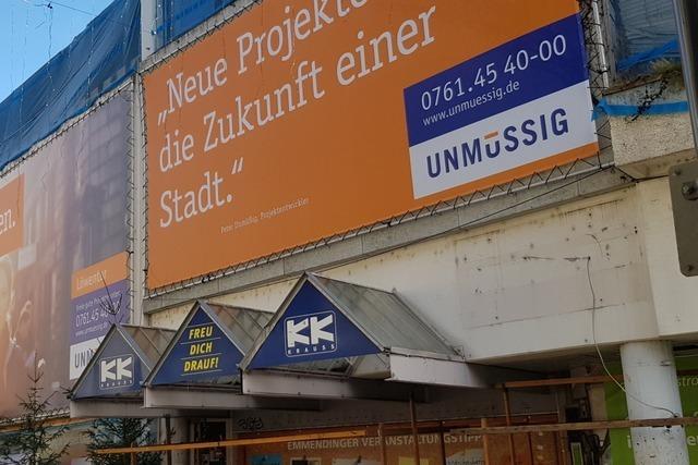 Unmüßig-Pläne für das Kaufhaus Krauss können umgesetzt werden
