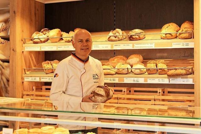Ein Faible für alte Getreidesorten – die Bäckerei Schwehr in Endingen