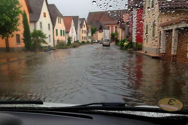 Für die Hochwasser im Ort gibt es keine einzelne Ursache