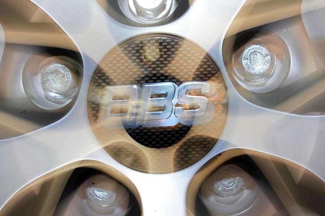 BBS hat schon Formel-1-Weltmeister mit Rädern ausgerüstet.   | Foto: Patrick Seeger (dpa)