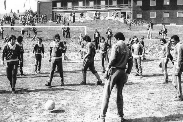 Vor 40 Jahren tanzte die Seleção im Schwarzwald