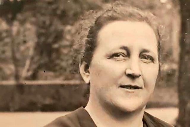 Bei ihr im Geschäft schellte das erste Telefon Rheinfeldens