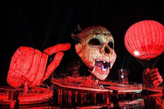 Bregenz will spielen – für 3000 bis 7000 Besucher auf der Seebühne
