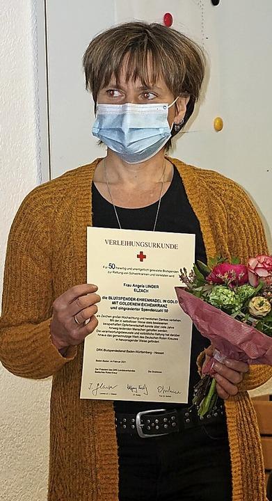 Angela Linder   | Foto: Helmut Häringer