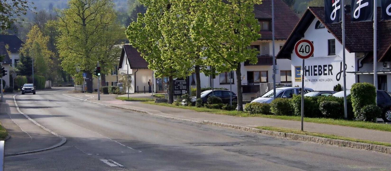 Entlang der Weilertalstraße besteht al...doch wohl nicht erfüllt werden können.  | Foto: Volker Münch