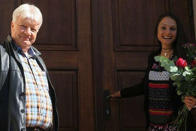 Die evangelische Kirche in Auggen hat eine neue Küsterin