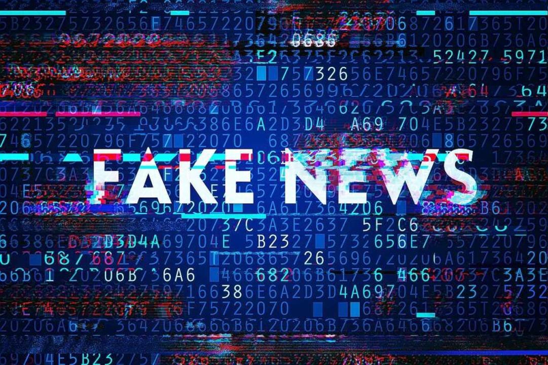 Wie erkennt man Fake-News? Das evangel...n echten Nachrichten zu unterscheiden.  | Foto: Bits and Splits  (stock.adobe.com)