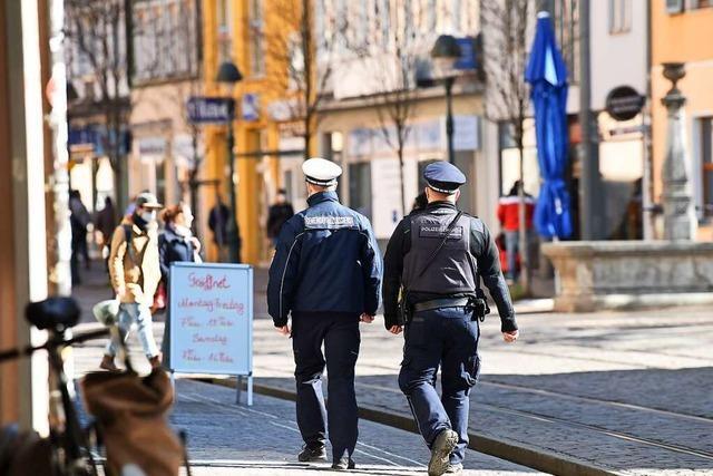 Freiburg streicht sechs Stellen beim Vollzugsdienst