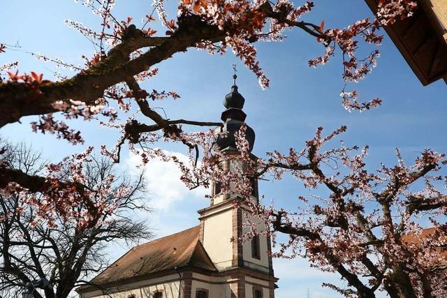 Martin Herrenknecht schafft eine zusätzliche halbe Stelle für Pfarrer