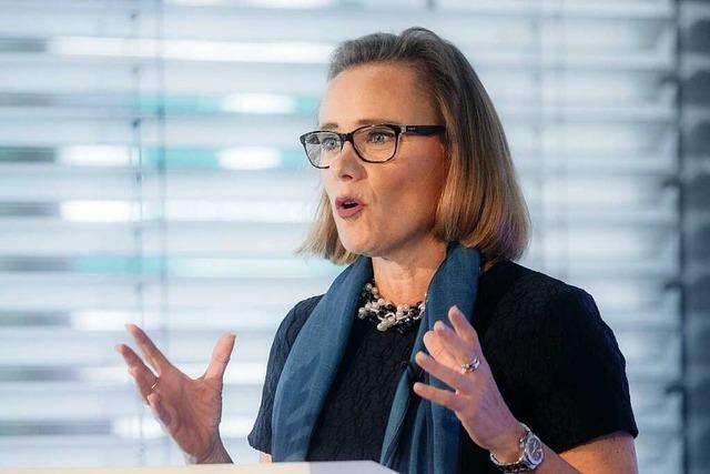 Belén Garijo ist neue Chefin des Pharmakonzerns Merck