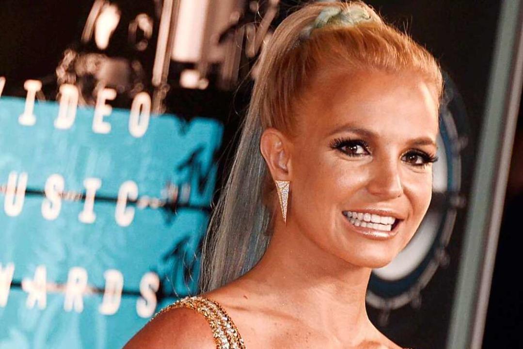 Britney Spears im August 2015 bei den Video Music Awards.  | Foto: Paul Buck