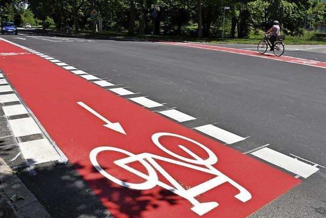 Für andere Radweg-Route