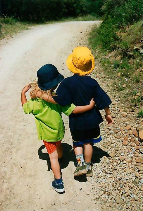 Zwei, die sich mochten: Vanessa und Philipp  | Foto: Philipp Lippert /Drive beta GmbH