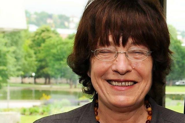 Staatsrätin Gisela Erler hat die Bürgerbeteiligung im Südwesten vorangebracht.