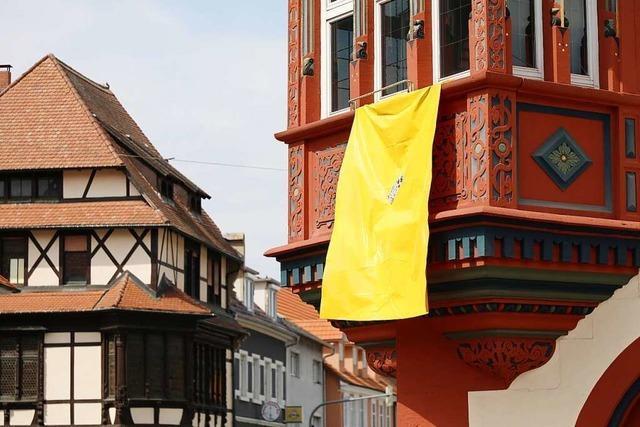 Beim Vor-Ort-Termin in Kippenheim gibt es klare Plädoyers für Variante 2
