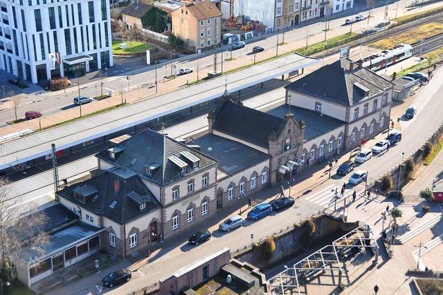 Zeitplan für die Sanierung des Hauptbahnhofs Lörrach steht