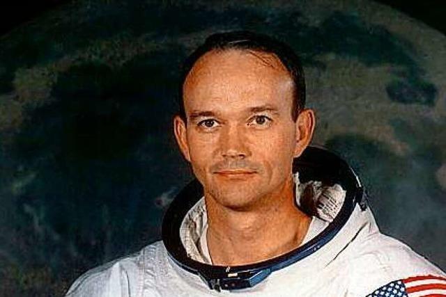 Apollo 11-Astronaut Michael Collins ist gestorben