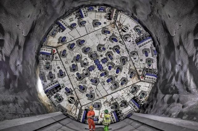 Tunnelbaurekord