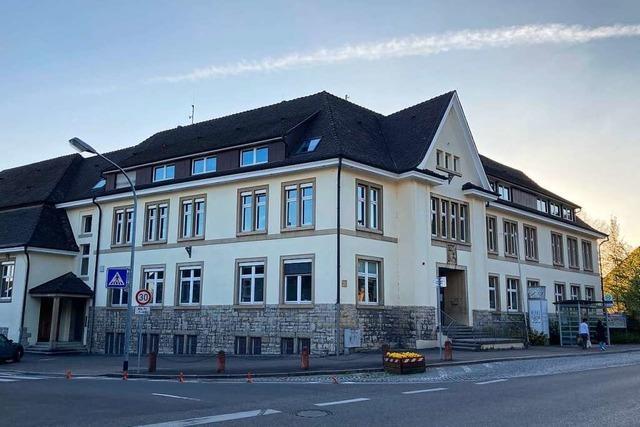 In Grenzach-Wyhlen macht die Eisenbahnstraße den Auftakt zur Neuen Mitte