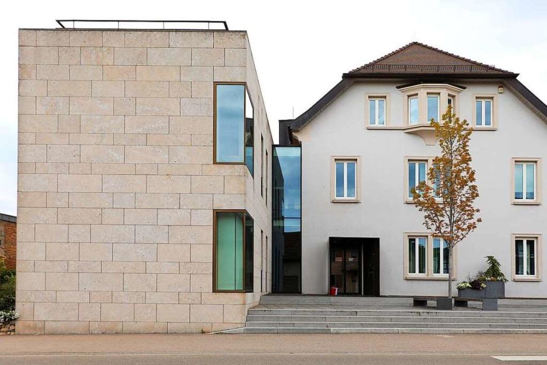 Wer zieht im Juli ins Hohberger Rathaus ein?    Foto: Christoph Breithaupt