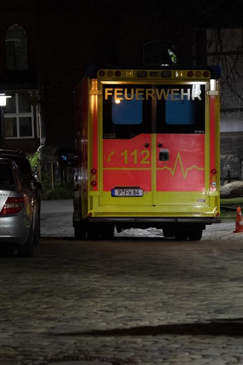 Tödliche Gewalt in Potsdamer Klinik  | Foto: Paul Zinken (dpa)
