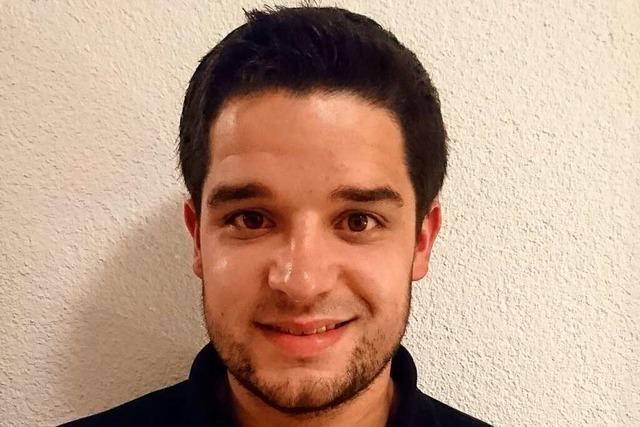 Jürgen Streif, Jungwinzer aus Oberkirch-Butschbach