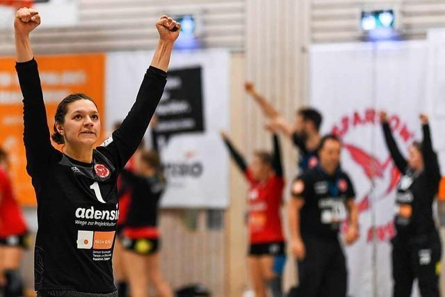 VW-Bus statt Handballtor – Lena Wiggenhauser verlässt HSG Freiburg