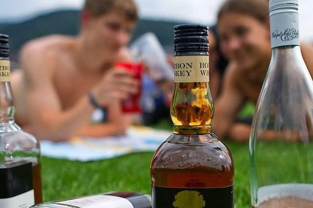 Gemeinderat Zell will Alkohol-Exzessen auf Schulhöfen Einhalt gebieten