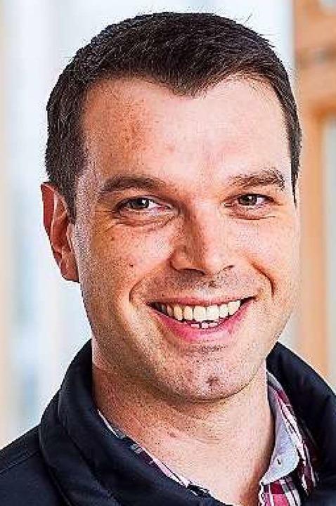 Andrej Hog, organisatorischer Leiter des Kreisimpfzentrums in Kenzingen  | Foto: DRK