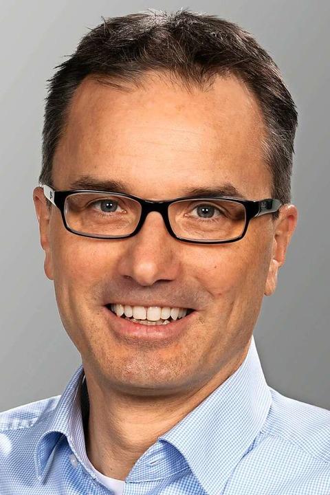 Dirk Kölblin, medizinischer Leiter des Kreisimpfzentrums Kenzingen  | Foto: DIFOMA Astrid Birgit Mueller e.K