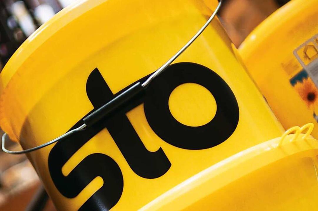 Sto hat einen deutlichen Gewinnzuwachs verzeichnet.   | Foto: Sto SE & Co. KGaA
