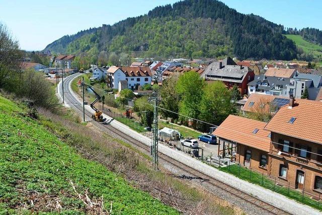 Breisgau-S-Bahn soll ab 14. November bis Elzach rollen