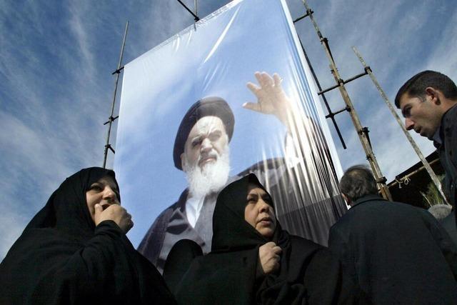 Khomeini war ein Reaktionär voller Widersprüche