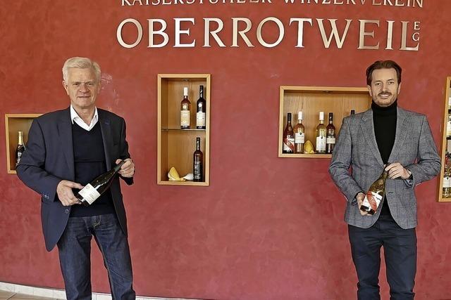 Jonathan Schäfer wird neuer Geschäftsführer der WG Oberrotweil