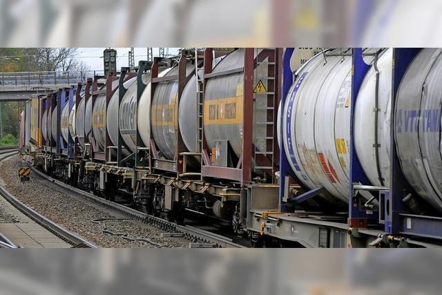 Pläne zum Ausbau der Rheintalbahn liegen erneut aus