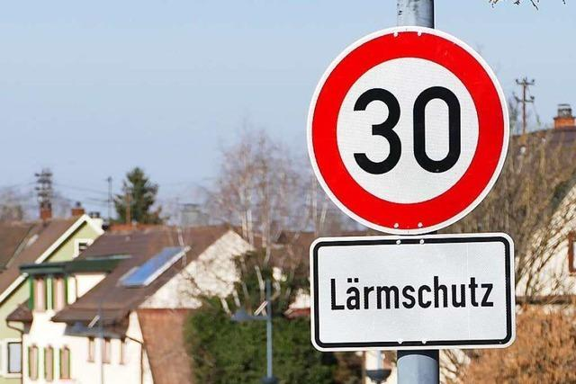 Gemeinderat Breisach unterstützt einstimmig Tempo 30