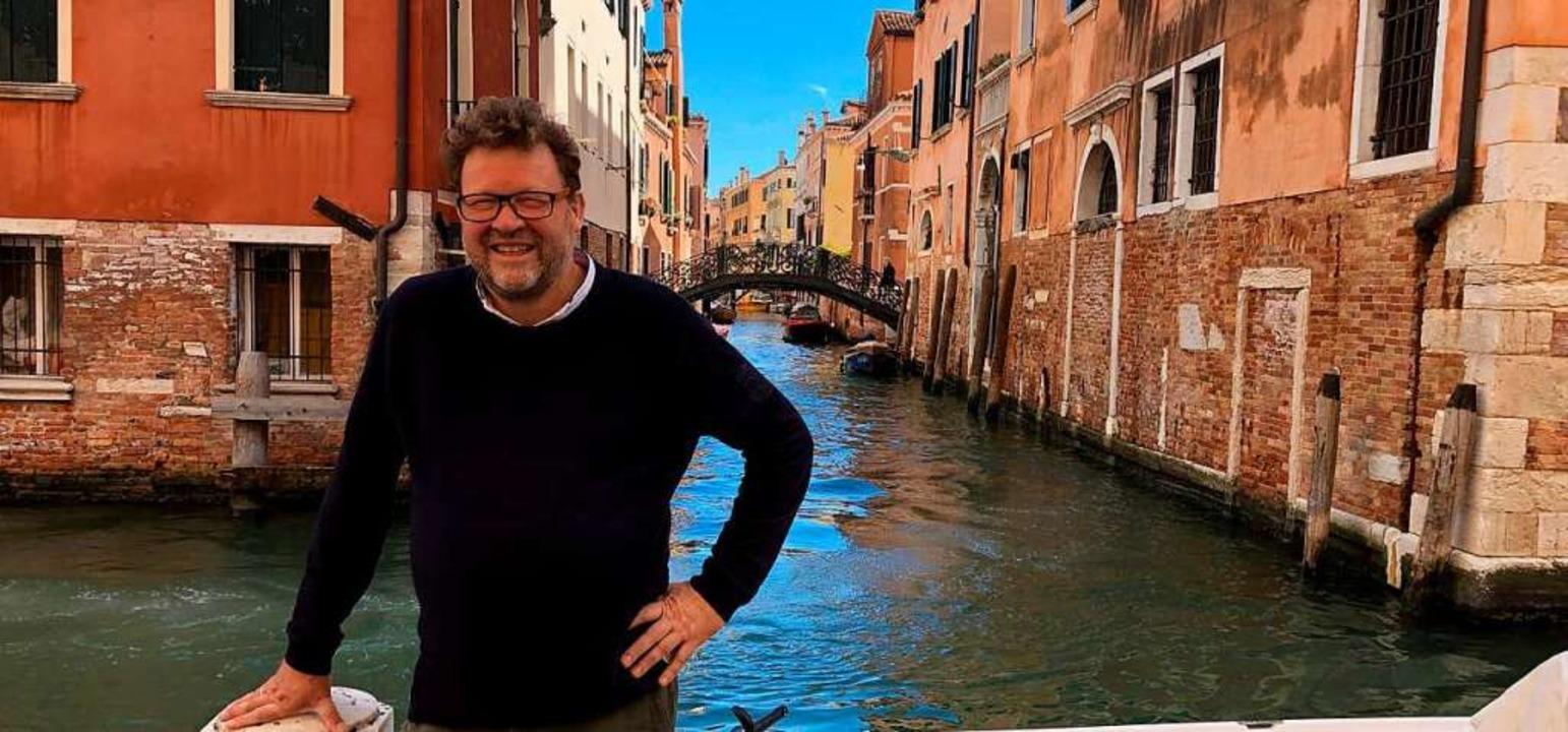 Jost Thöne lebte einige Jahre in Italien. Heute lebt er in Lenzkirch-Saig.  | Foto: Verlag Thöne