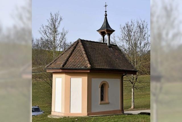 Die Kapelle ohne Glocke im Turm