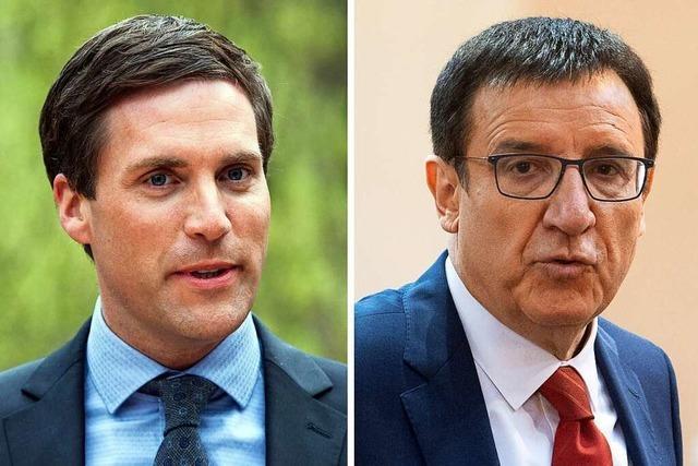 Wechsel im CDU-Fraktionsvorsitz: Reinhart will Minister werden