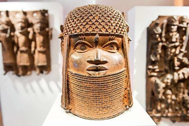 Koloniale Kehrtwende: Deutschland gibt ab 2022 afrikanische Kunst zurück