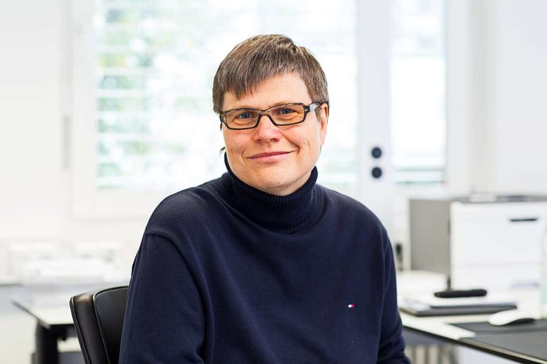Die Palliativmedizinerin Gerhild Becker ist auch Theologin.  | Foto: Universitätsklinikum Freiburg