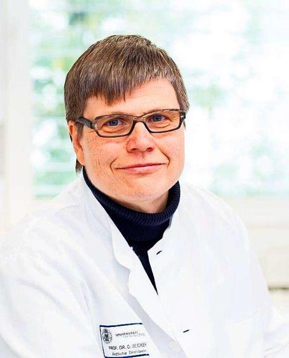 Die Medizinerin und Theologin Gerhild Becker  | Foto: privat